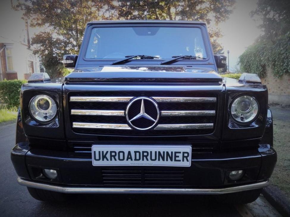 Import with UK RoadRunner Ltd.