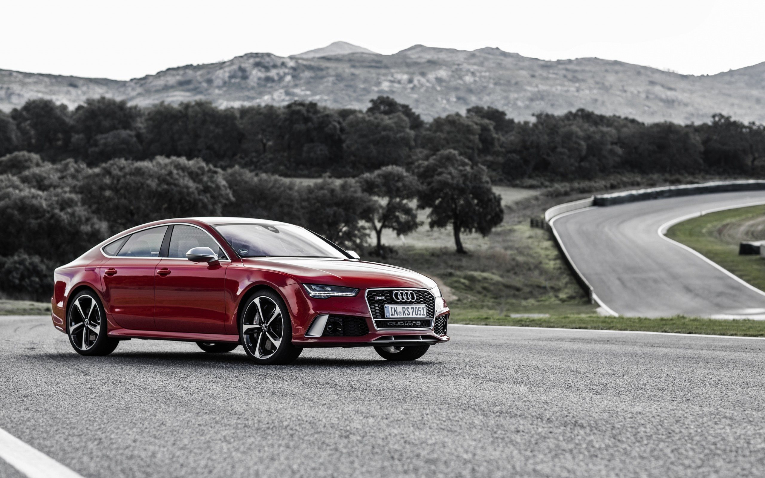 audi rs7 sportback 2016 red audi red rs7 sports sedans - High quality used cars