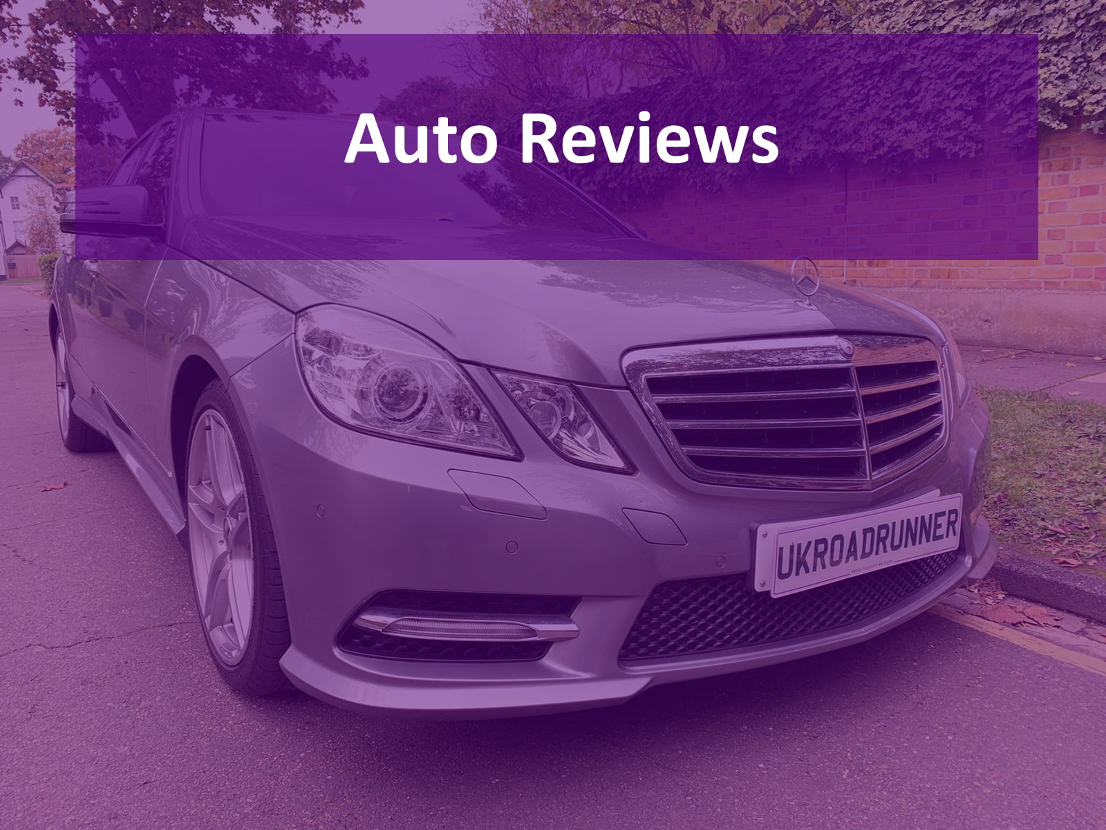 Auto Reviews Image - Auto Reviews