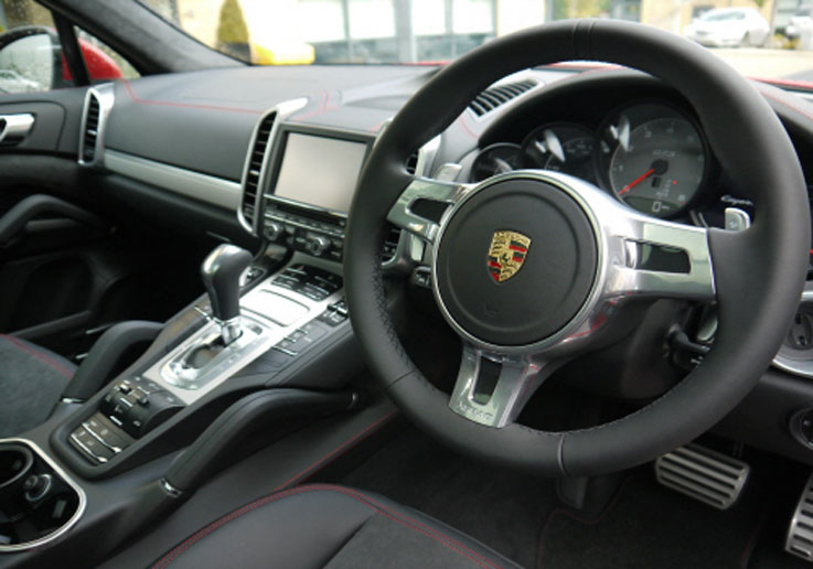 porsche cayenne gts import vehicle 12 - Porsche Cayenne Review