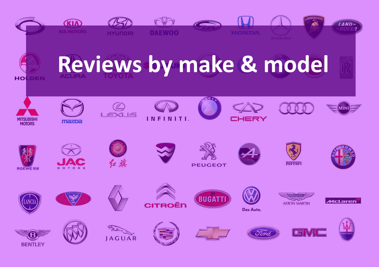 reviews by make model - Auto Reviews