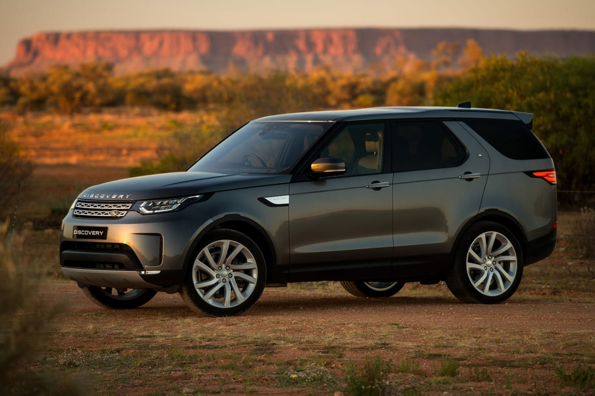 2018 discovery - Top Selling SUVs