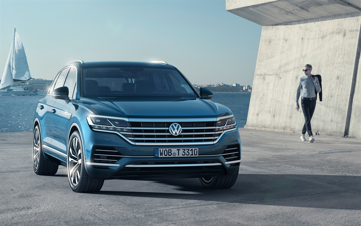 2019 touareg - Top Selling SUVs