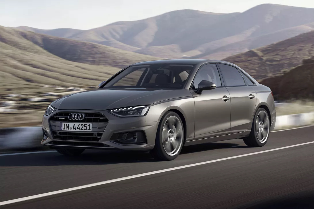 Audi A4 - Top selling executive sedans and saloons