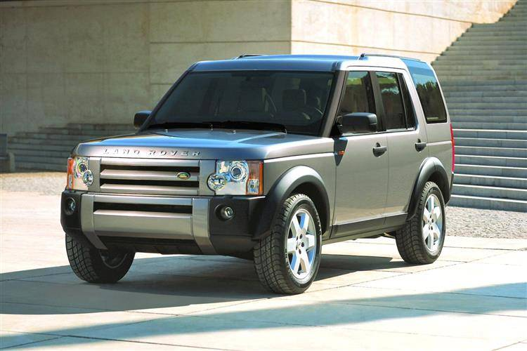 Discovery 3 - Top Selling SUVs