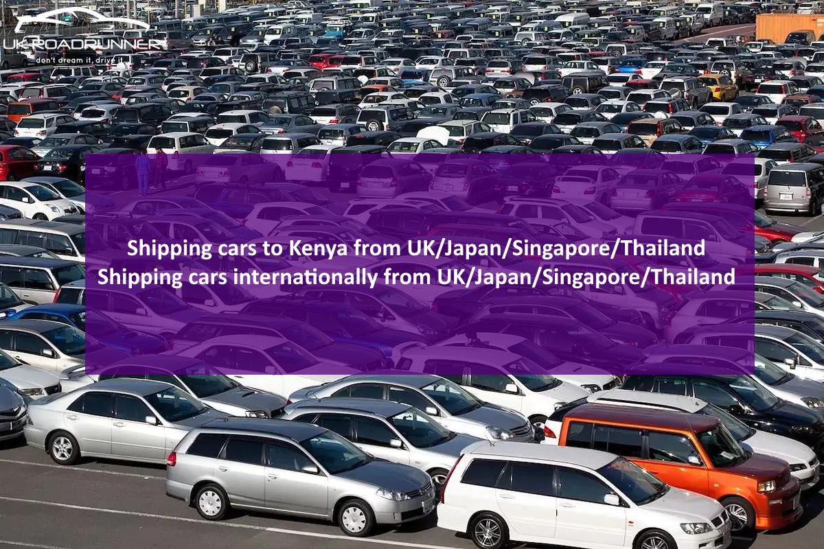 import cars to Kenya