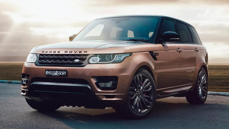 range Rover Sport - Top Selling SUVs