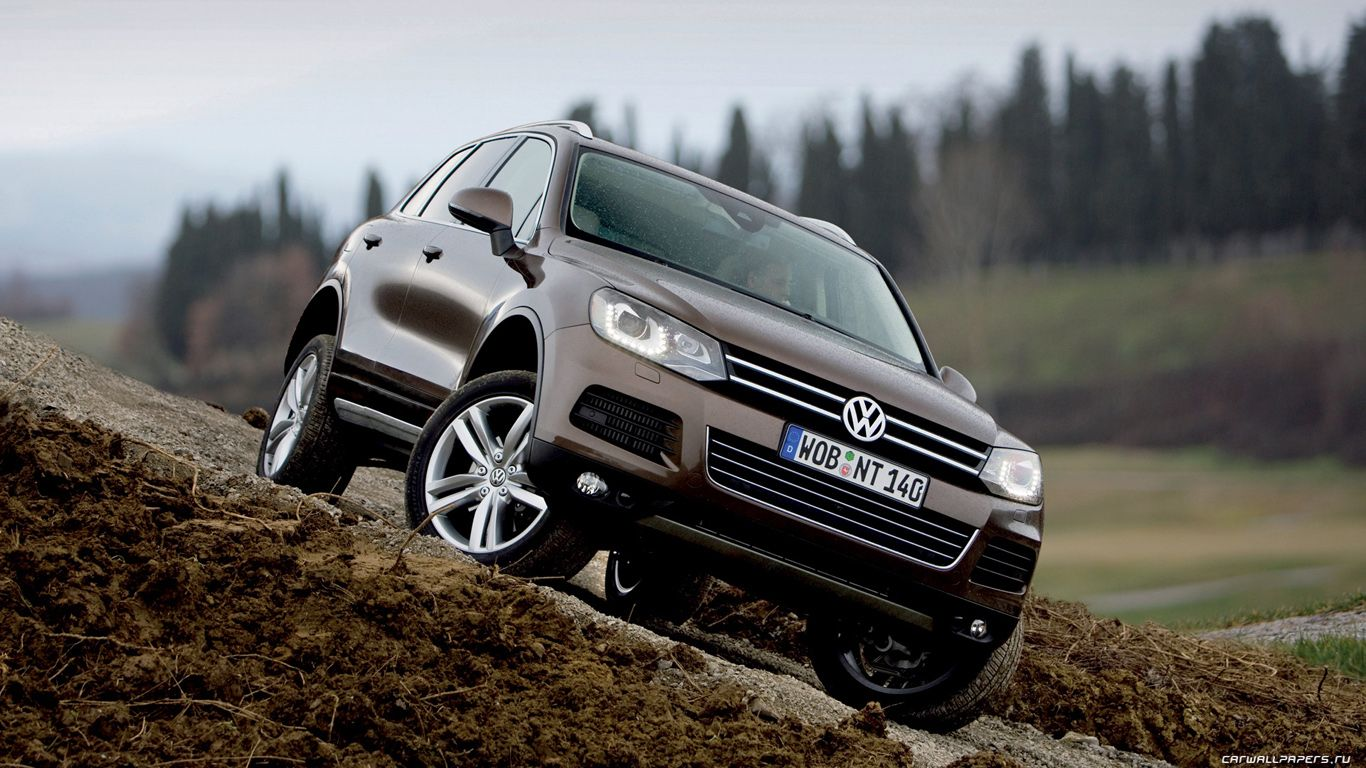 touareg - Top Selling SUVs